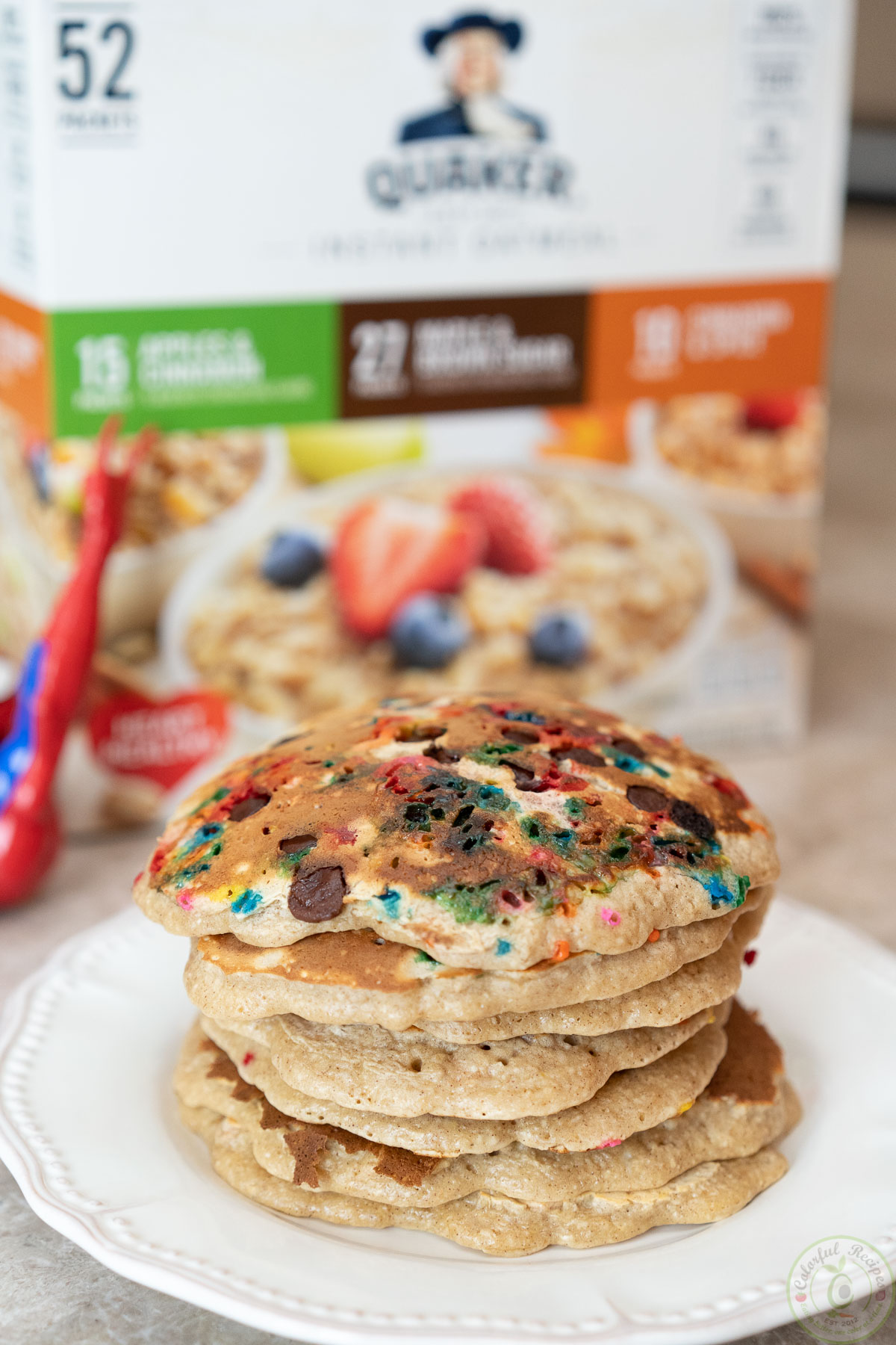 easy oatmeal pancakes recipe