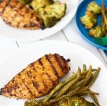 grilled chicken breast recipe