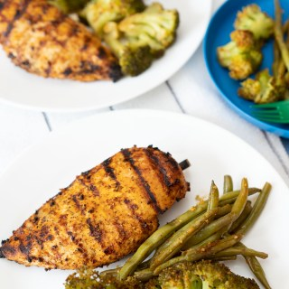 grilled chicken breast recipe