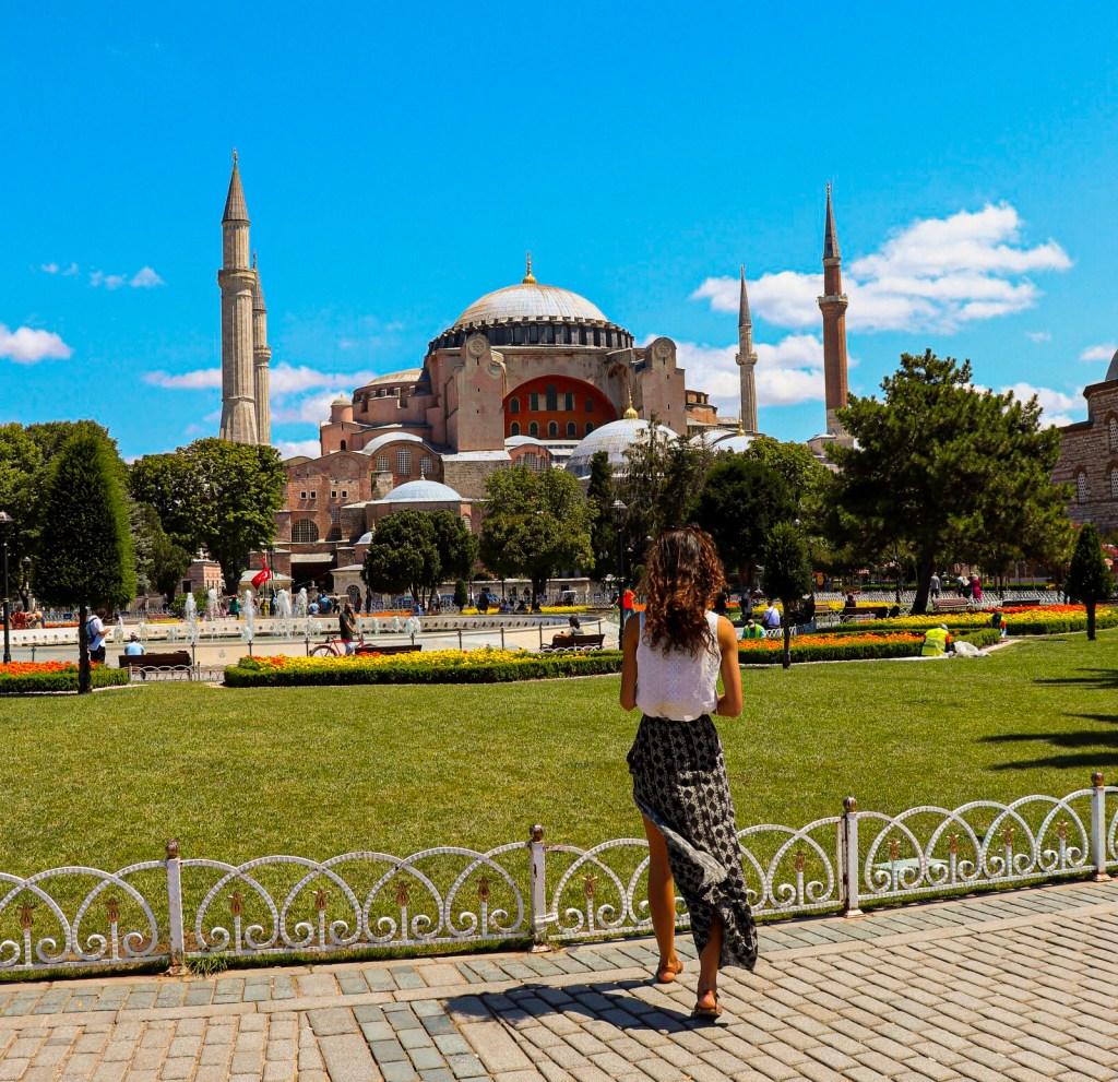 Hagia Sophia. Istanbul, Turkey