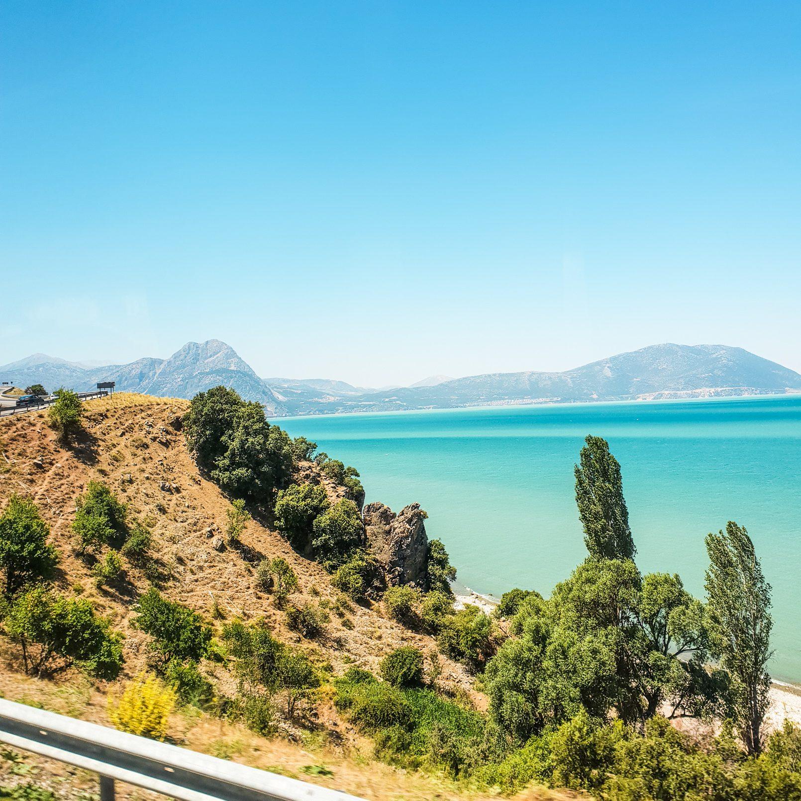 Lake Region Turkey