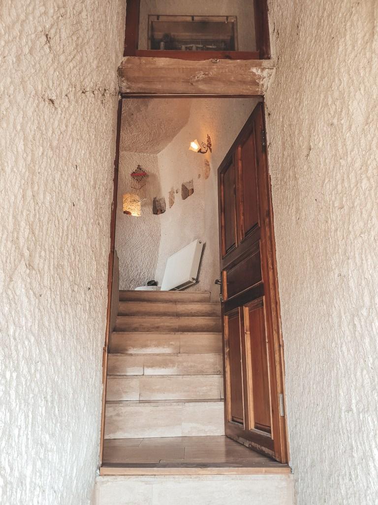 Cave Hotel Goreme Cappadocia