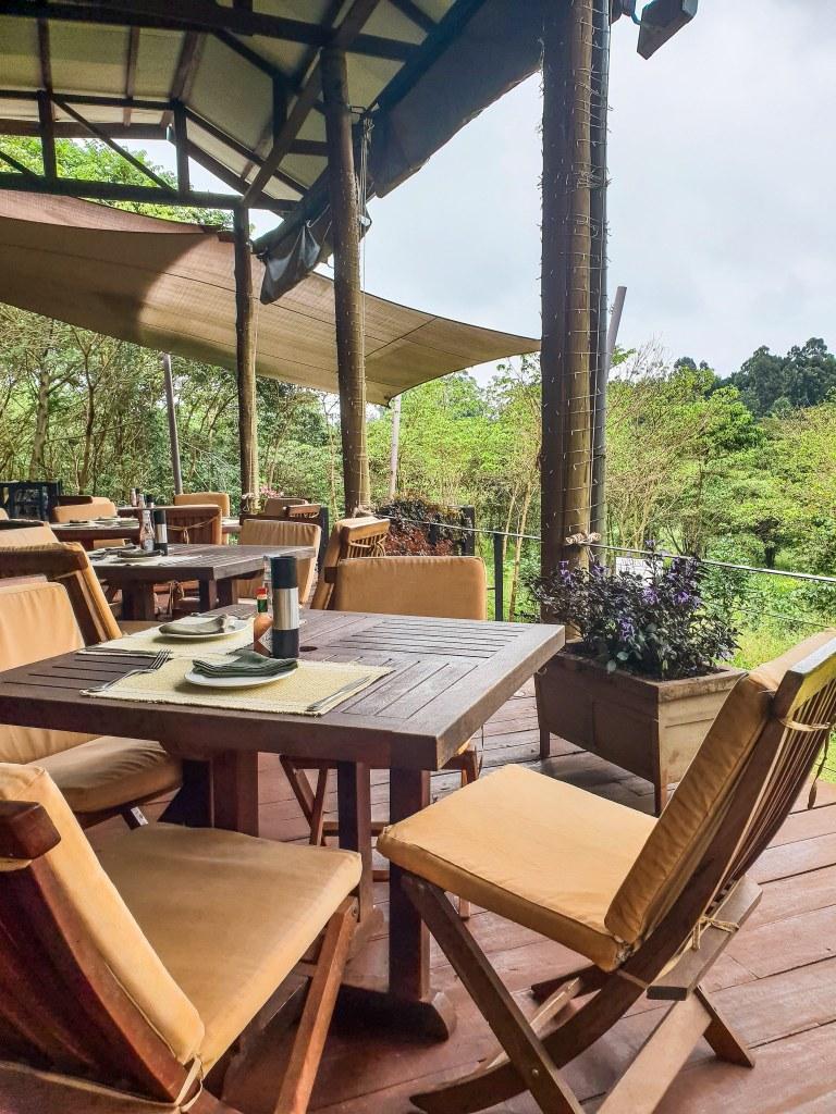 River Cafe Karura Forest Nairobi Kenya