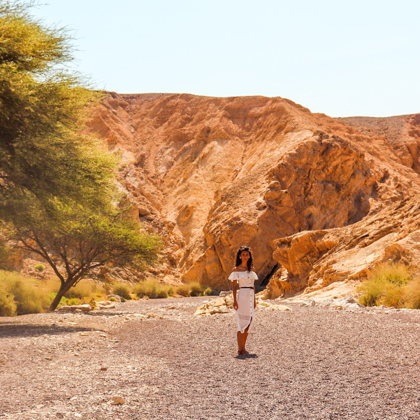 Red Canyon Eilat Israel