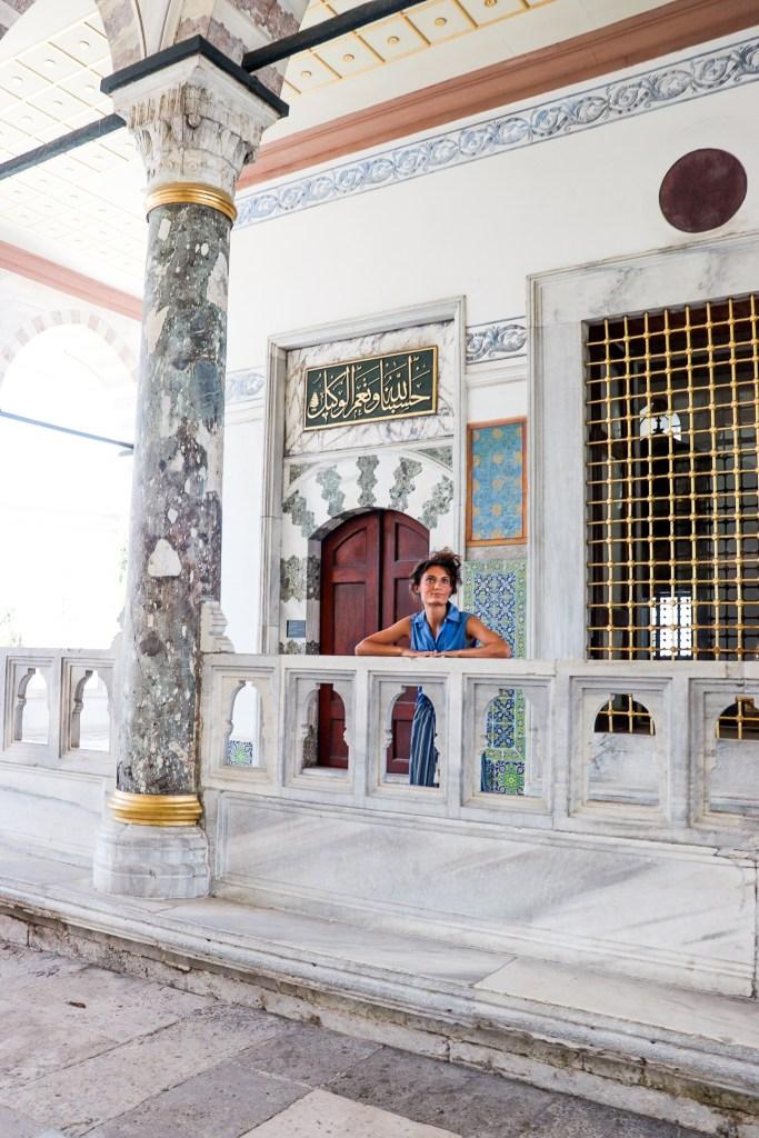 Topkapi Palace Istanbul Turkey