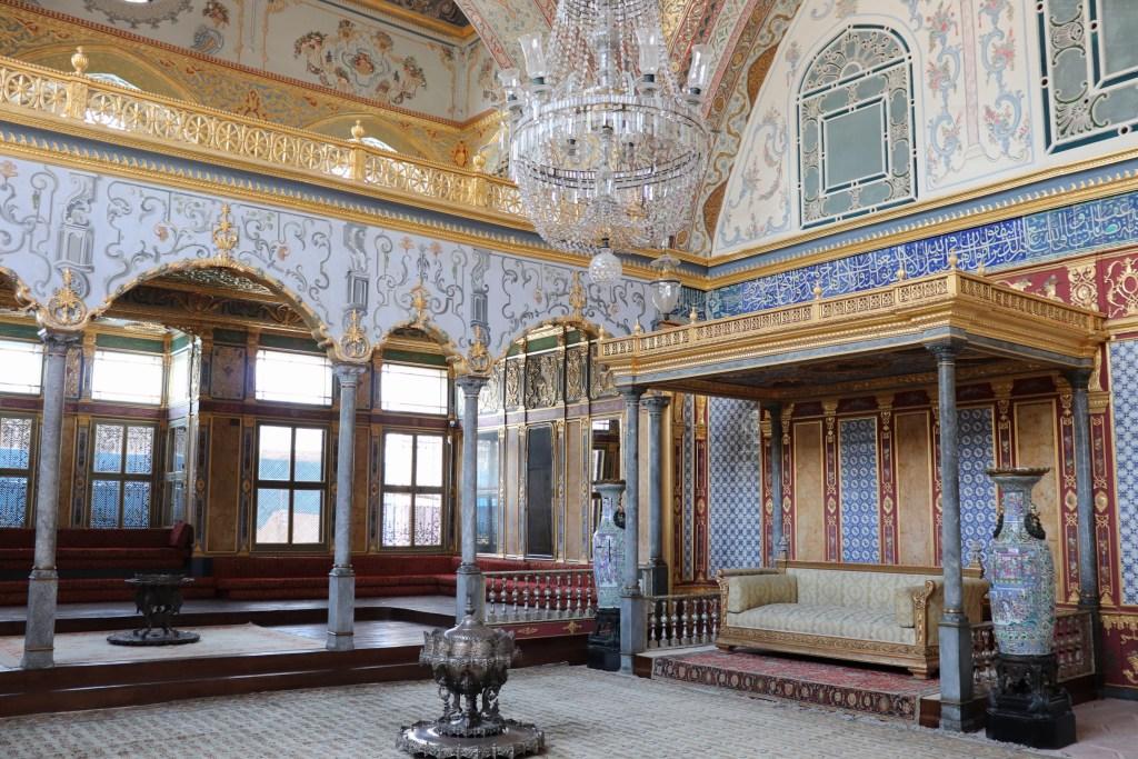 Topkapi Palace Harem Istanbul Turkey