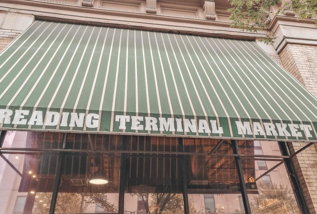 Reading Terminal Market Philadelphia Philly