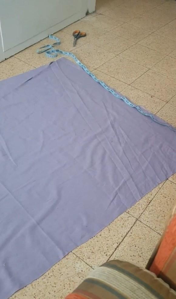 Fabric Fashion Design Dress