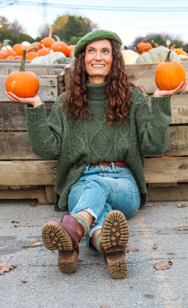 Pumpkins Fall Autumn