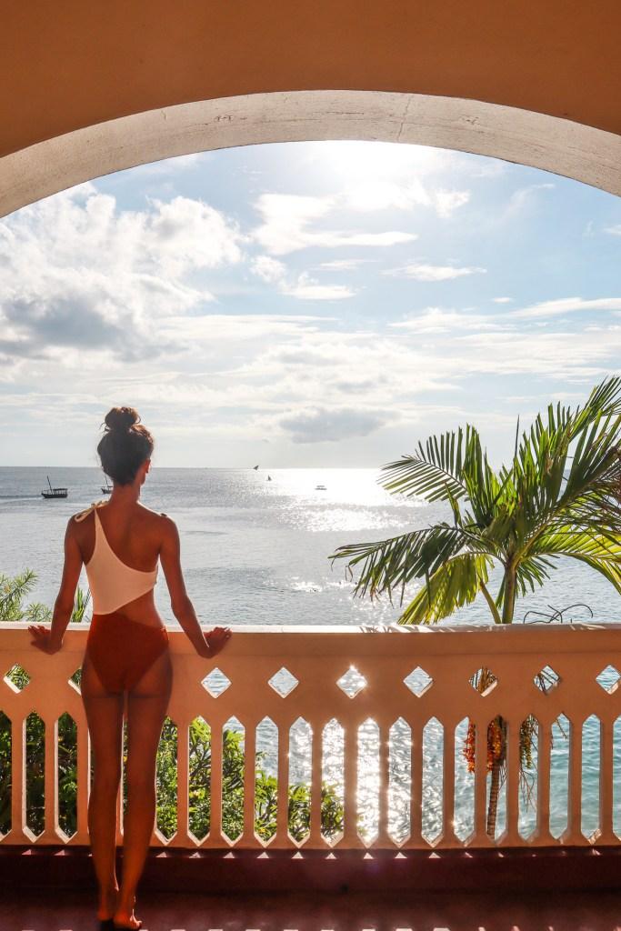 Zanzibar Beach Island Ocean