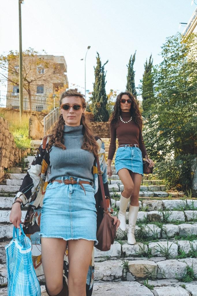 Haifa Flea Market Israel