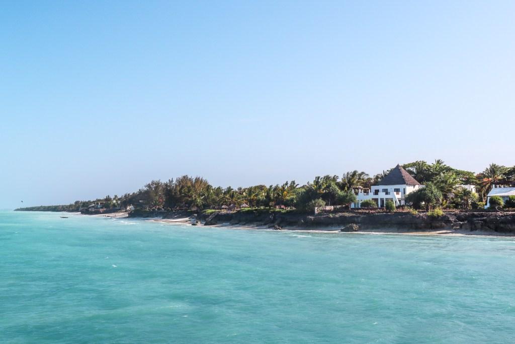 Best beaches in Zanzibar Nungwi Kendwa