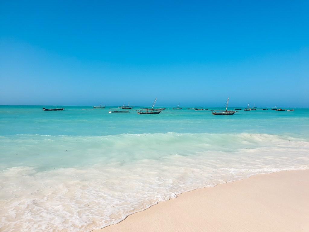 Best beaches in Zanzibar Nungwi