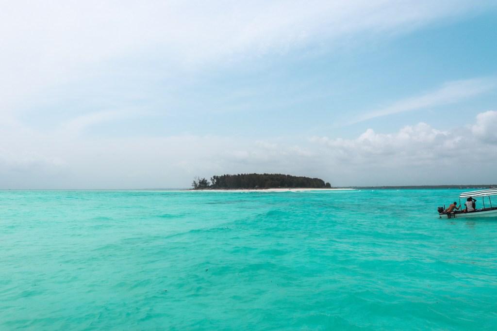 Best beaches in Zanzibar Mnemba