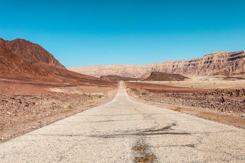 Timna Park Israel Desert