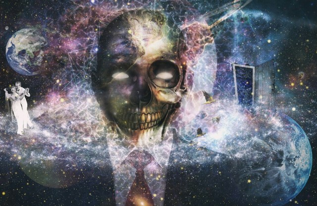 Is Human brain active after death