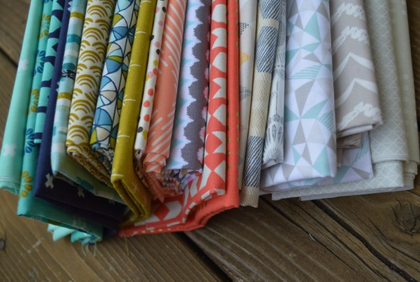 For the Love of Fabric Cotton Steel Color Girl Quilts
