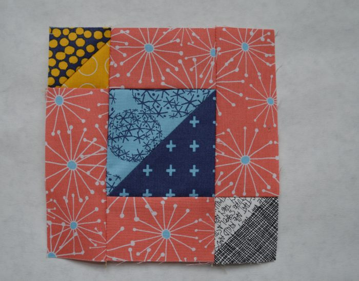 Patterns Block Curved Piecing Quilt