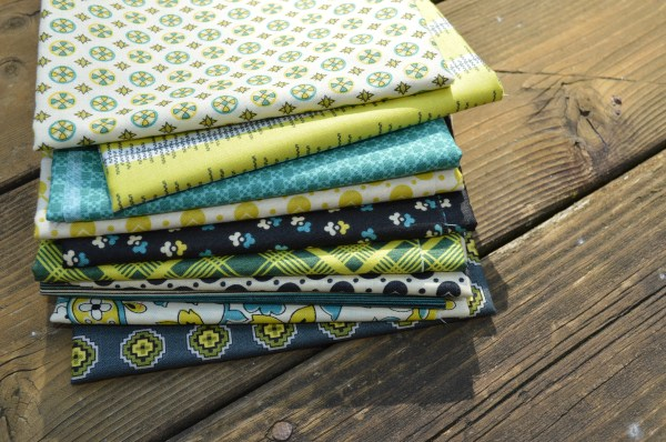 Love Of Fabric Secret Crush - Color Girl Quilts