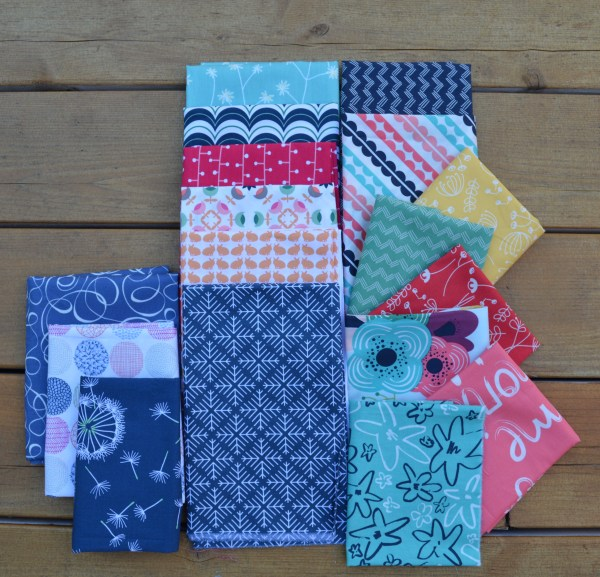 """Love Of Fabric """"curiosities"""" - Color Girl Quilts"""