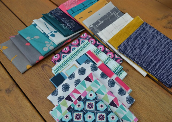 Love Of Fabric Imprint - Color Girl Quilts