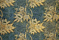 tulip-and-willow-textile-design-by-william-morris-produced-by-morris-marshall-faulkner-co-in-1873