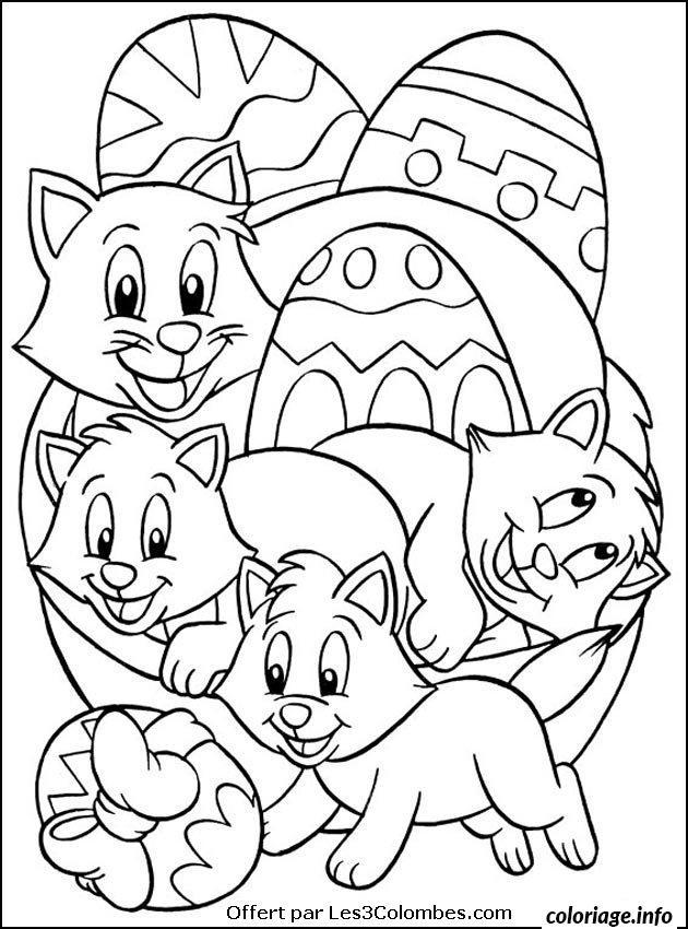 Poze Cu Pisici De Colorat