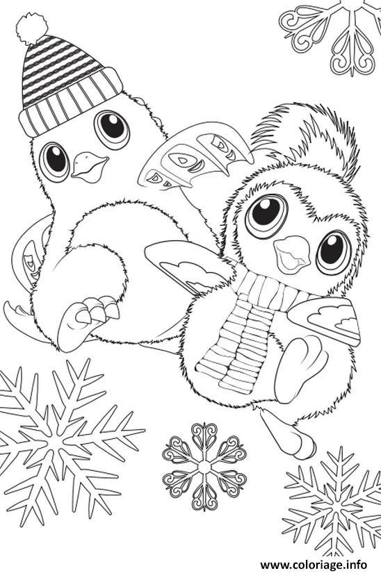 Coloring Pages Pikmi Pops Surprise