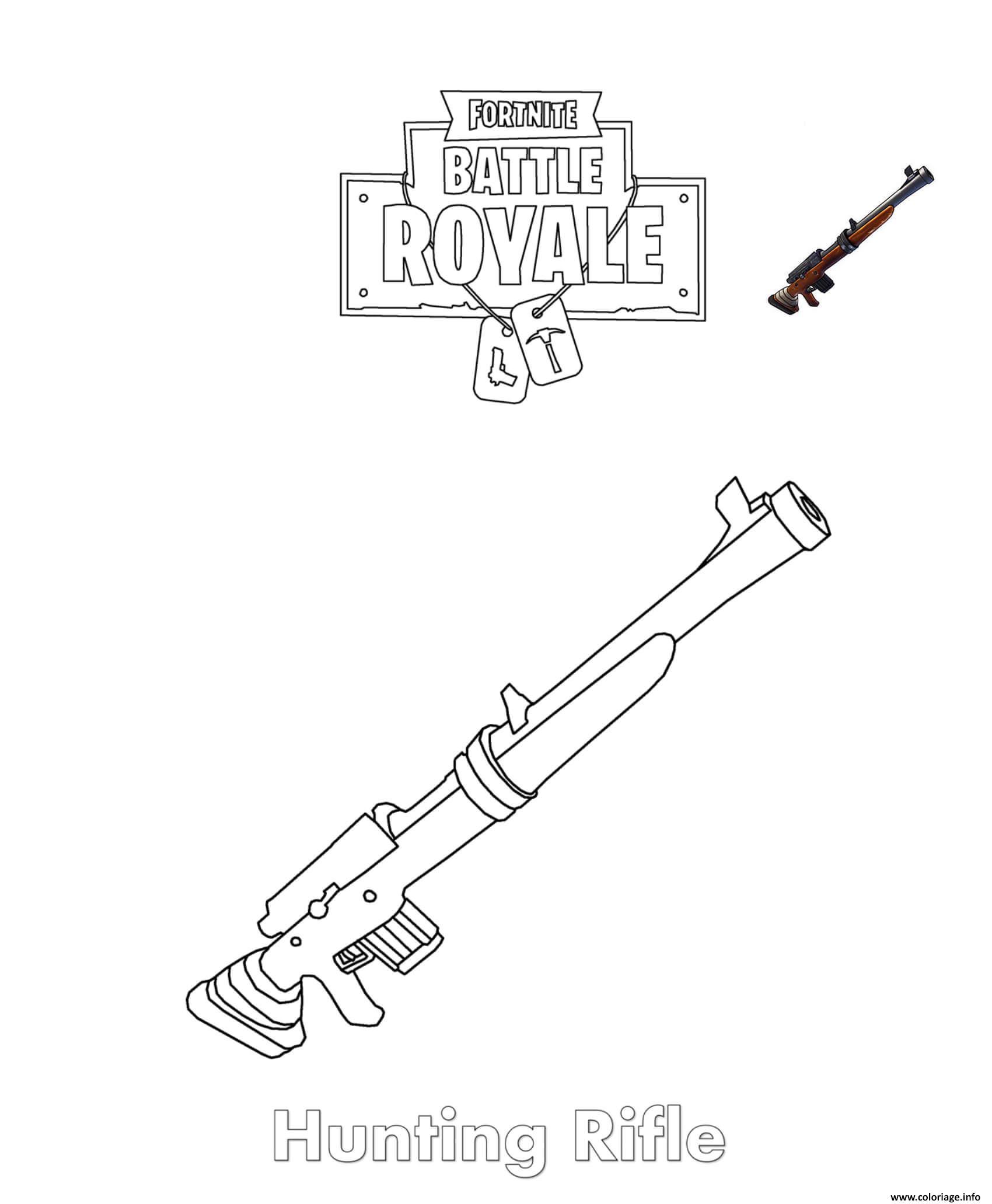 Doc Diagram Coloriage Fortnite Battle Royale Saison 7