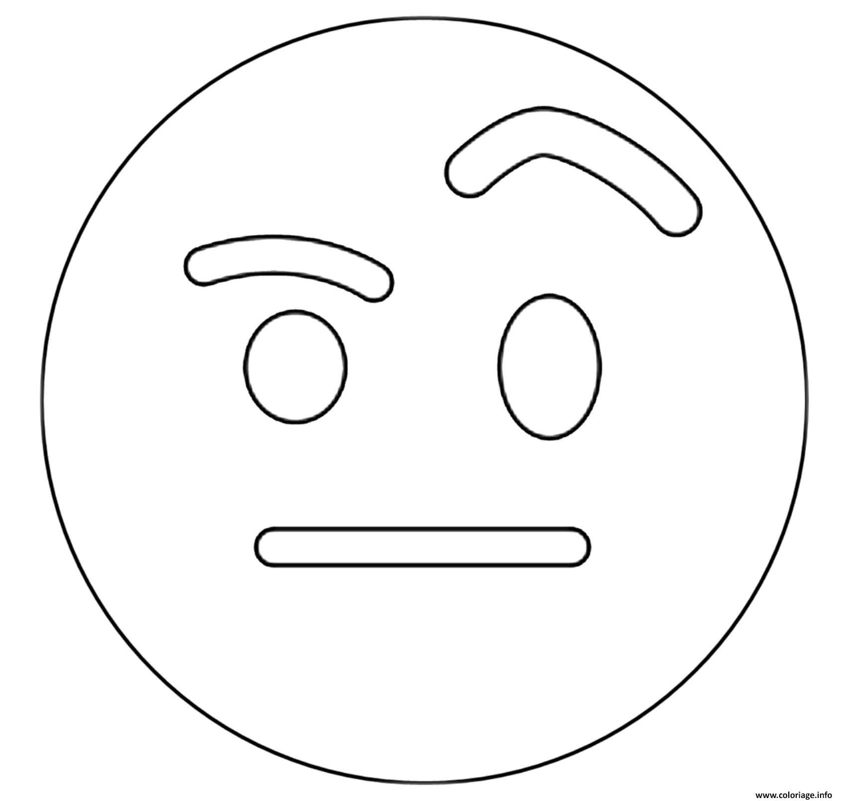 Emoji Stickers A Imprimer