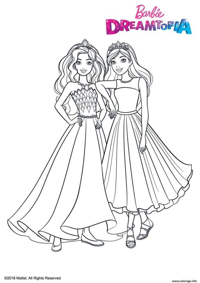 Coloriage Princesses Paillettes Dessin Gulli à imprimer