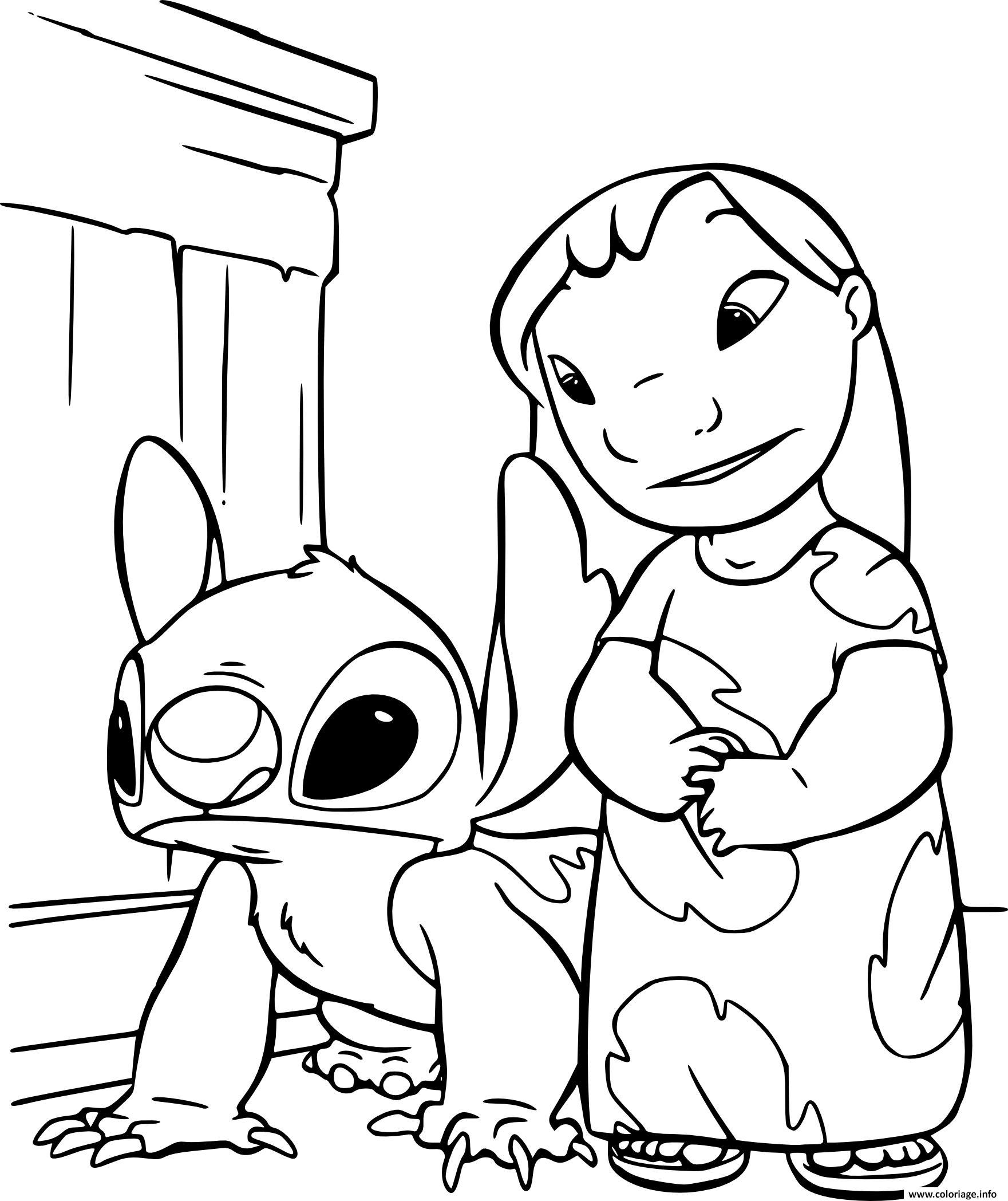 Image Disney En Couleur A Imprimer - de-stereotyped
