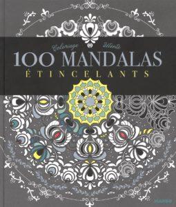 100 Mandalas étincelants