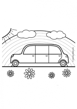 Misc coloring pages for kids, free printable