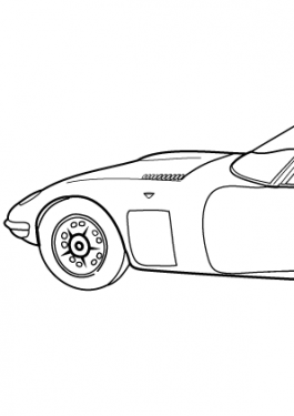 supercar coloring pages Archives » Coloring-4kids.com