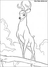 Disney Bambi Coloring Pages : disney, bambi, coloring, pages, Bambi, Coloring, Pages, Coloring-Book.info