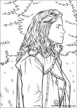 Hermione Granger Coloring Pages : hermione, granger, coloring, pages, Harry, Potter, Coloring, Pages, Coloring-Book.info