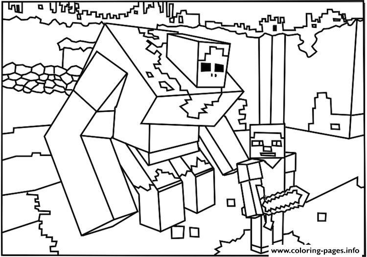 Minecraft Coloring Book Minecraft Coloring Book Target