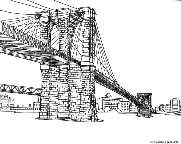 new york coloring pages # 10
