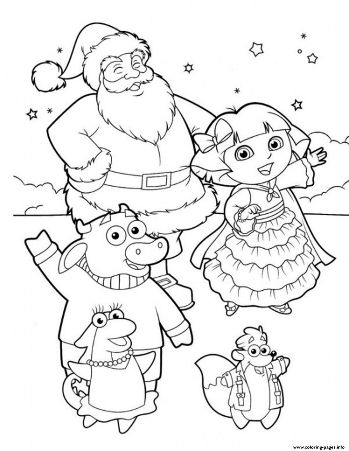 Dora The Explorer S For Kids For Christmas Freef472