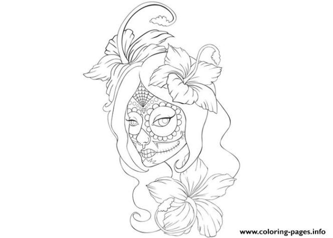 free tattoo coloring pages | Coloring Page for kids