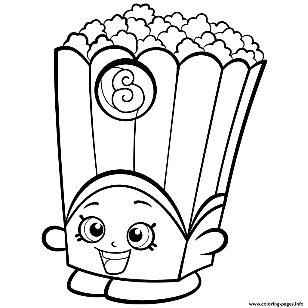 Shaved Ice S Hopkins Coloring Pages Coloring Pages