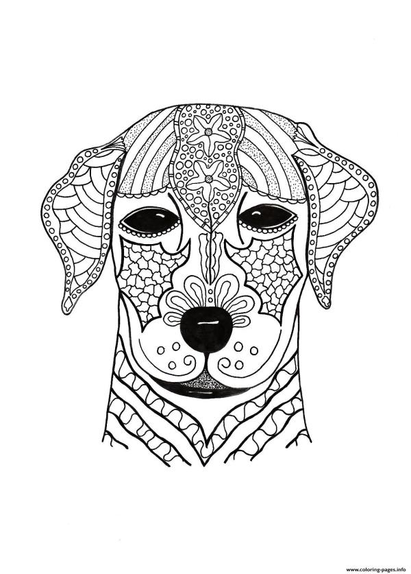 advanced coloring pages for adults # 15