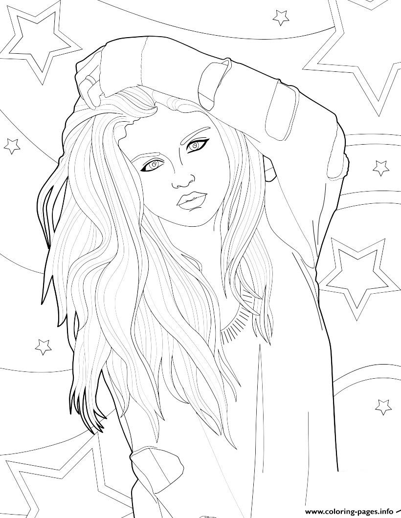 Coloring pages cardi b