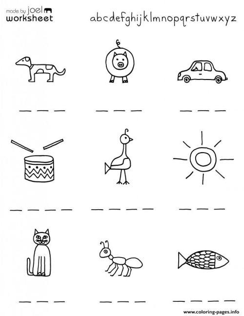 small resolution of Kindergarten Worksheets Preschool Worksheets Printables For Kids Coloring  Pages Printable