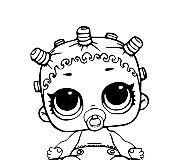 Lil Roller Skter Coloring Page Lol Doll Coloring Pages Printable