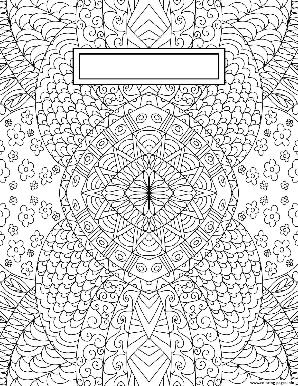 Binder cover adult relaxing coloring pages printable, pokemon coloring pages