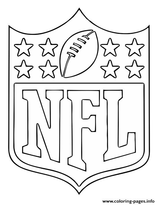 Nfl Coloring Page : coloring, National, Football, Coloring, Pages, Printable