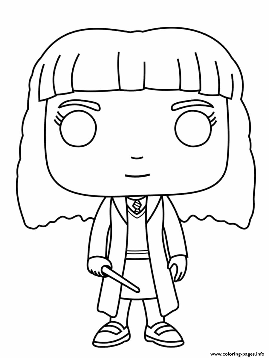 Hermione Granger Coloring Pages : hermione, granger, coloring, pages, Hermione, Granger, Coloring, Pages, Printable