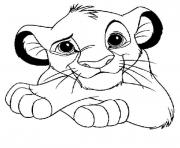 The Lion King Coloring Pages Free Printable